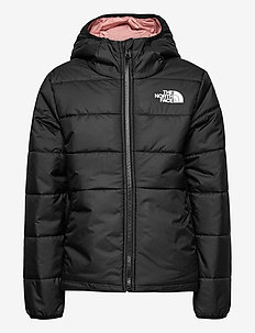 G REVERSIBLE PERRITO JACKET - puffer & padded - tnf black/pink clay