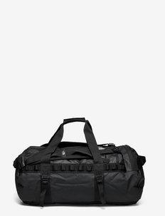 BASE CAMP DUFFEL - M - træningstasker - tnf black-tnf white