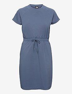 W NSW DRESS - sukienki letnie - vintage indigo