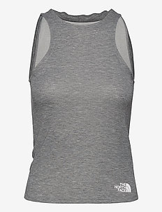 W VYRTUE TANK - tank tops - tnf black heather