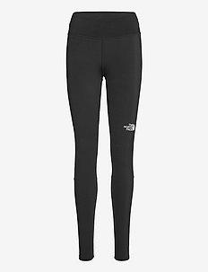 W MOVMYNT TIGHT - running & training tights - tnf black