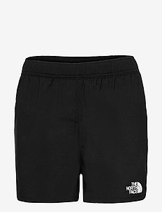 W MOVMYNT SHORT - wandel korte broek - tnf black
