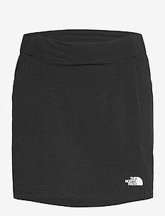 W SPEEDLIGHT SKORT - wandel korte broek - tnf black