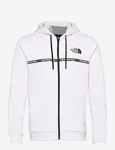 M MA OVERLAY JKT - vestes d'extérieur et de pluie - tnf white