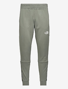 M MA PANT - friluftsbyxor - agave green