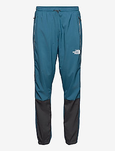 M MA WOVEN PANT - outdoor pants - monterey blue-tnf black