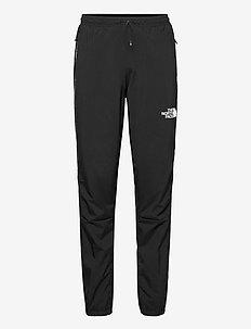 M MA WOVEN PANT - outdoor pants - tnf black-tnf black