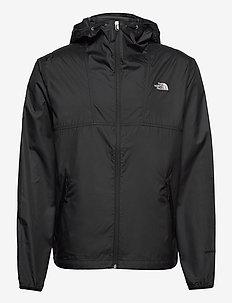 M CYCLONE JACKET - vestes d'extérieur et de pluie - tnf black