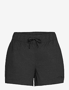 W CLASS V SHORT - wandel korte broek - tnf black