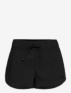 W CLASS V MINI SHORT - wandel korte broek - tnf black