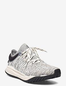 W VECTIV ESCAPE KNIT - hiking shoes - gardenia white/tnf black