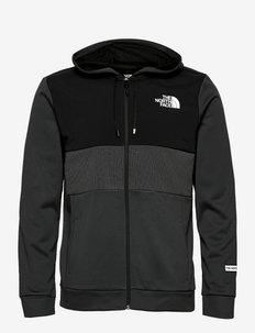 M MA OVERLAY JKT - EU - vestes d'extérieur et de pluie - asphalt grey
