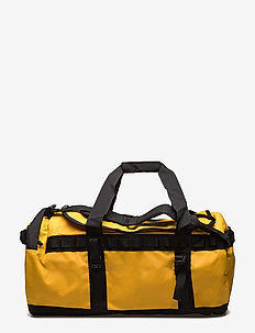 BASE CAMP DUFFEL - M - gym bags - summit gold-tnf black