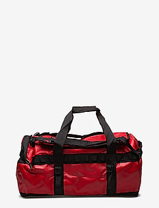 BASE CAMP DUFFEL - M - training bags - tnf red-tnf black