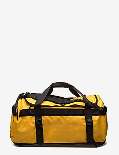 BASE CAMP DUFFEL - L - gym bags - summit gold-tnf black