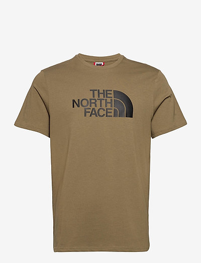 M S/S EASY TEE - t-shirts à manches courtes - military olive