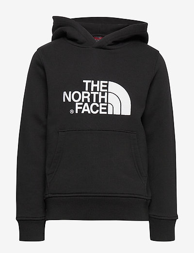 Y DREW PEAK P/O HD - hoodies - tnf black-tnf black