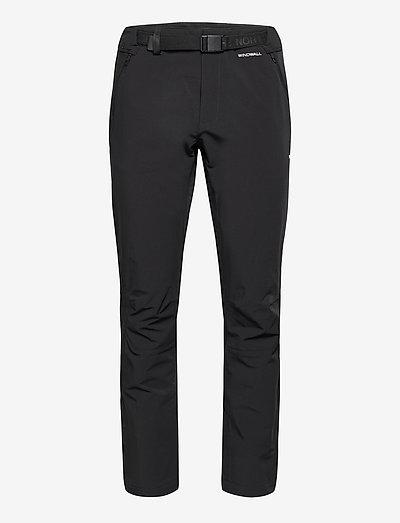 M DIABLO II PANT - pantalon de randonnée - tnf black