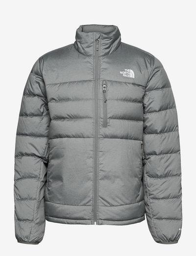 M ACNCGA 2 JKT - vestes d'extérieur et de pluie - tnfmediumgryhtr