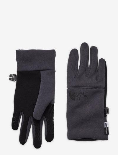 Y RECYCLED ETIP GLV - hoeden & handschoenen - vanadis grey