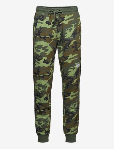 M NSE PANT - pantalons - thymbrshwdcmprt