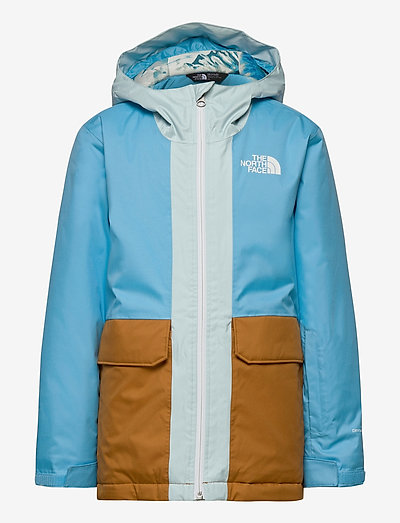 G FREEDOM INSULATED JACKET - winterjassen - ethereal blue