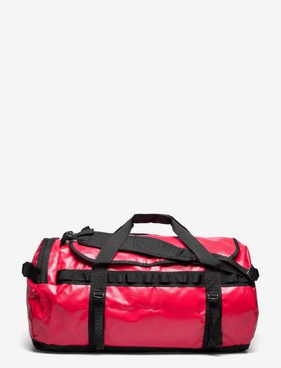 BASE CAMP DUFFEL - L - træningstasker - tnf red-tnf black