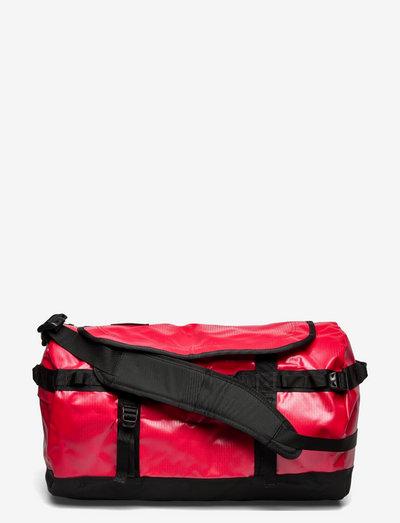 BASE CAMP DUFFEL - S - sacs de sport - tnf red-tnf black