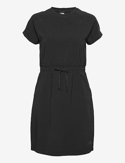 W NSW DRESS - sommerkjoler - tnf black