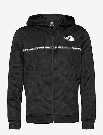 M MA OVERLAY JKT - vestes d'extérieur et de pluie - tnf black