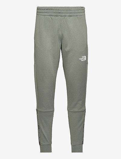 M MA PANT - pantalon de randonnée - agave green