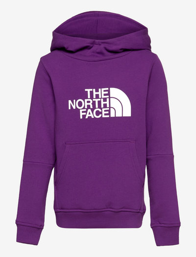 G DREW PEAK P/O HD 2 - hoodies - gravity purple
