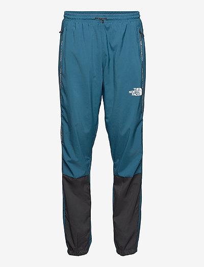 M MA WOVEN PANT - pantalon de randonnée - monterey blue-tnf black