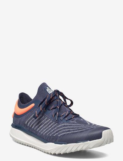 M VECTIV ESCAPE KNIT - chaussures de randonnée - monterey blue/aviatornavy