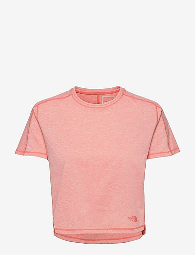 W EA DAWN RELAX S/S - t-shirts - emberglworghthr