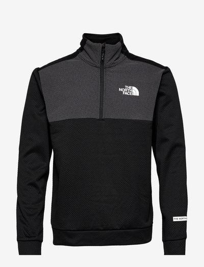 M MA 1/4 ZIP - EU - vestes d'extérieur et de pluie - tnf black