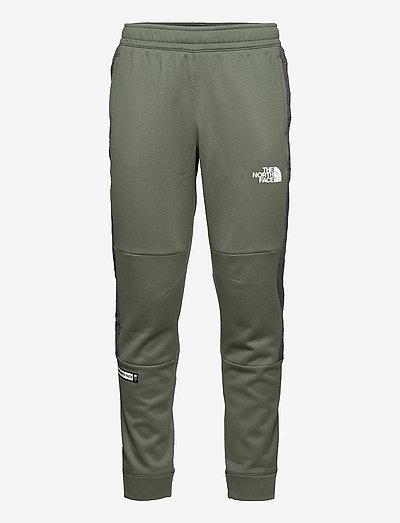 M MA CFD PANT - EU - pantalon training - thyme