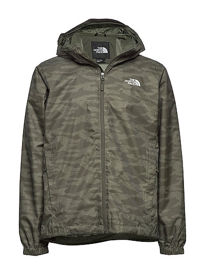M Quest Jacket Outerwear Sport Jackets Grün THE NORTH FACE