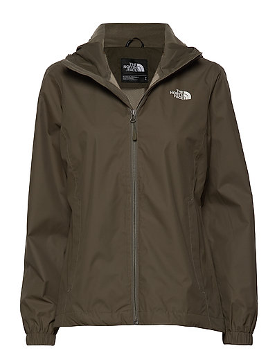 W Quest Jacket Outerwear Sport Jackets Grün THE NORTH FACE