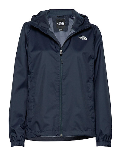 W Quest Jacket Outerwear Sport Jackets Blau THE NORTH FACE