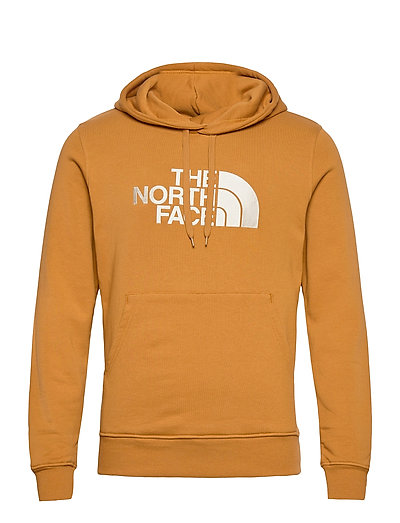 M Drew Peak Plv Hd Hoodie Pullover Orange THE NORTH FACE