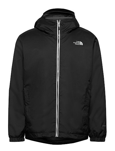 M Quest Insulated Jk Outerwear Sport Jackets Schwarz THE NORTH FACE