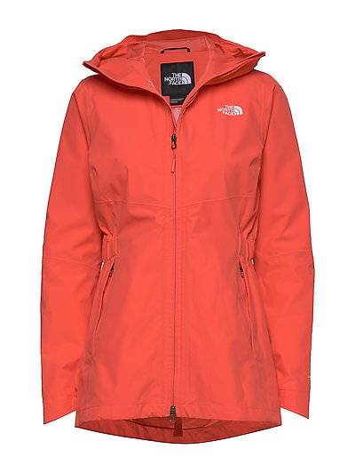 W Hikesteller Parka Shell Jacket - Eu Outerwear Sport Jackets Rot THE NORTH FACE | THE NORTH FACE SALE