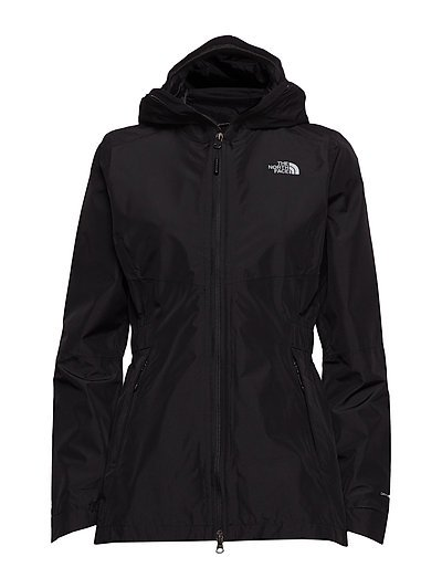 W Hikesteller Parka Shell Jacket - Eu Outerwear Sport Jackets Schwarz THE NORTH FACE