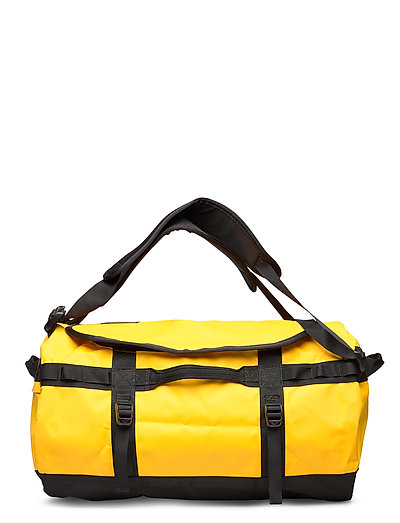 Base Camp Duffel - S Rucksack Tasche Gelb THE NORTH FACE