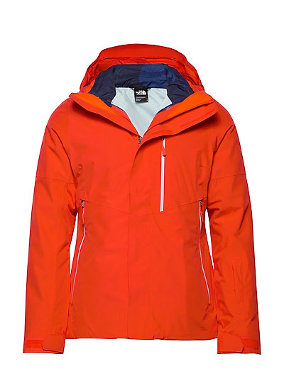 W Garner Triclimate Jacket Cloud Bl Outerwear Sport Jackets Orange THE NORTH FACE | THE NORTH FACE SALE
