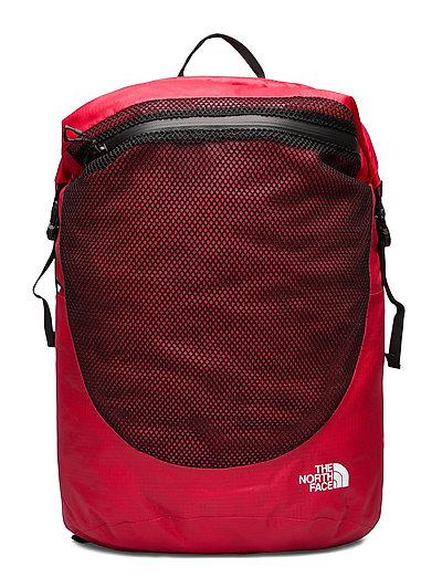 Waterproof Rolltop Rucksack Tasche Rot THE NORTH FACE