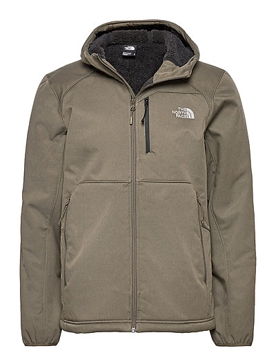 M Quest Hooded Softs Outerwear Sport Jackets Grün THE NORTH FACE