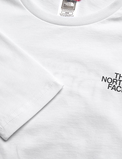 The North Face M L/s Nf Tee- T-paidat Tnf White