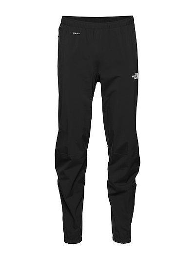 Men'S Varuna Shell Trousers Sport Pants Schwarz THE NORTH FACE